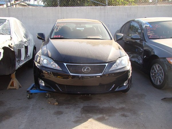 lexus repair process