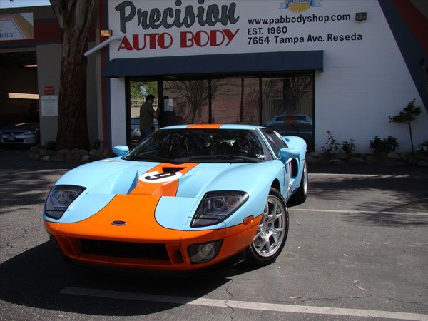 2009 ford gt full repair